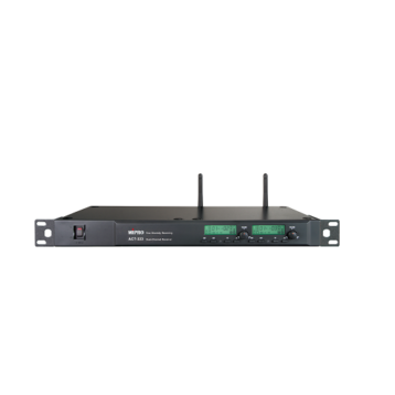 ACT 323 Dual Channel True Diversity wireless receiver