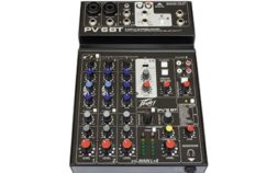 PV 6BT Audio Mixer With Bluetooth