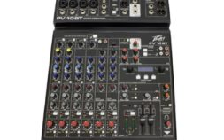 PV 10BT Audio Mixer With Bluetooth