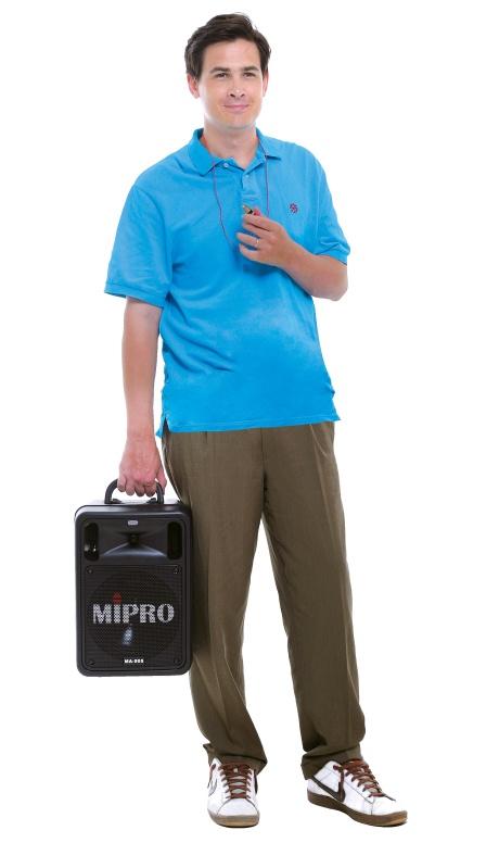 Ma505 Bluetooth Wireless Portable Pa Meditec