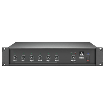 GA 6120 commercial mixer amp front