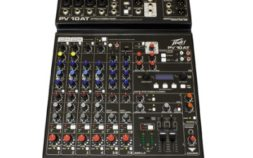 PV 10AT Audio Mixer With Bluetooth & Auto-Tune®